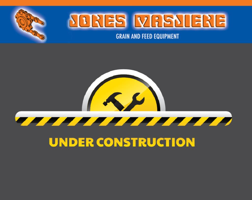 Jones Masjiene onder konstruksie